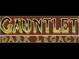 Gauntlet: Dark Legacy (ARC)  © Midway 2000   1/1