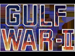 Gulf War II (ARC)  © Comad 1991   1/1