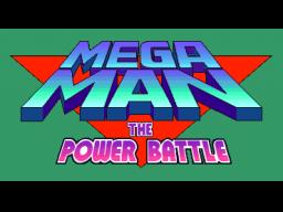 Mega Man: The Power Battle (ARC)  © Capcom 1995   1/1