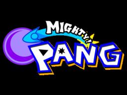Mighty! Pang (ARC)  © Capcom 2000   1/1