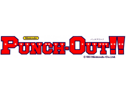 Punch-Out!! (ARC)  © Nintendo 1984   1/2