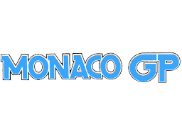 Monaco GP (ARC)  © Sega 1980   1/1