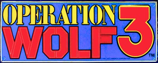 Operation Wolf 3