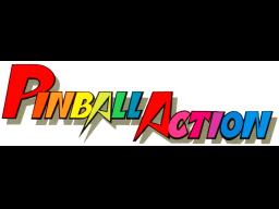 Pinball Action (ARC)  © Tecmo 1985   1/1
