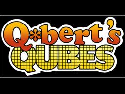 Q*bert's Qubes (ARC)  © Mylstar 1983   2/2