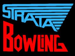 Strata Bowling (ARC)  © Strata 1990   1/1