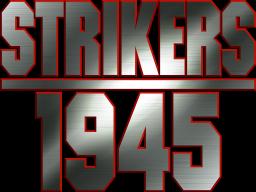 Strikers 1945 (ARC)  © Psikyo 1995   1/1