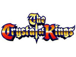 The Crystal Of Kings (ARC)   © BrezzaSoft 2001    1/1