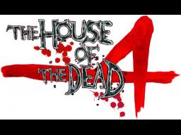 The House Of The Dead 4 (ARC)  © Sega 2005   1/1