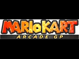 Mario Kart Arcade GP (ARC)  © Namco 2005   1/1