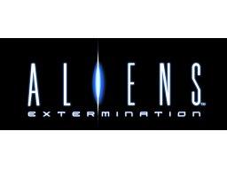 Aliens: Extermination (ARC)  © Global VR 2006   1/1