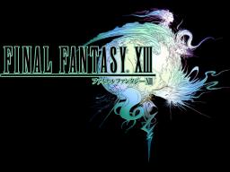 Final Fantasy XIII (PS3)  © Square Enix 2009   1/1
