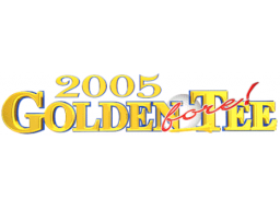 Golden Tee Fore! 2005 (ARC)  © Incredible Technologies 2005   1/1