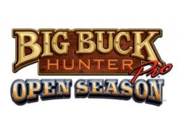 Big Buck Hunter Pro: Open Season (ARC)  © Raw Thrills 2009   1/1