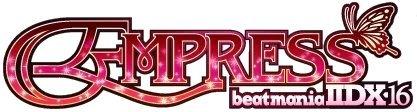 Beatmania IIDX 16: Empress
