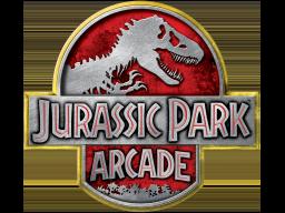 Jurassic Park Arcade (ARC)  © Raw Thrills 2015   1/1