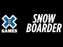 X-Games Snow Boarder (ARC)  © Raw Thrills 2017   1/1