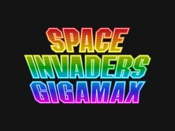 Space Invaders Gigamax (ARC)  © Square Enix 2018   1/1