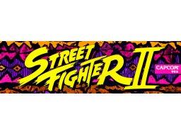 Street Fighter II (ARC)  © Capcom 1991   2/2