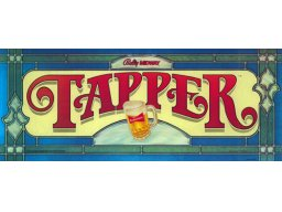 Tapper (ARC)  © Bally Midway 1983   1/2