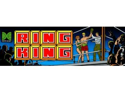 Ring King (ARC)  © Wood Place 1985   2/3