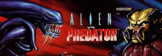 Alien Vs. Predator (1994 Capcom)