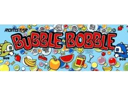 Bubble Bobble (ARC)  © Taito 1986   1/2