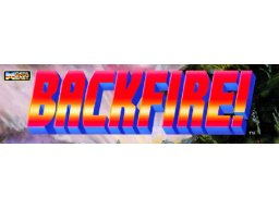 Backfire! (ARC)  © Data East 1995   1/2