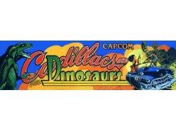 Cadillacs And Dinosaurs (ARC)  © Capcom 1993   1/3