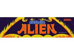 Cosmic Alien (ARC)  © Universal 1979   1/2