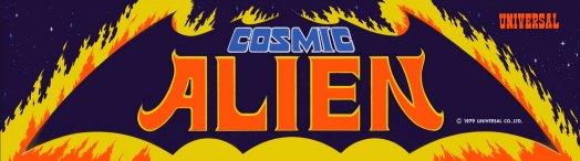 Cosmic Alien