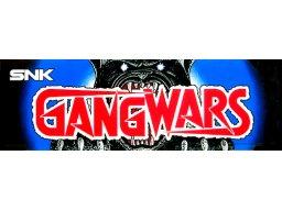 Gang Wars (ARC)  © SNK 1989   1/2