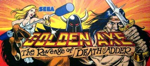 Golden Axe: Revenge Of Death Adder