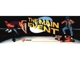 The Main Event (ARC)  © Konami 1988   2/2