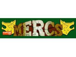 Mercs (ARC)  © Capcom 1990   3/5