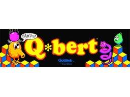 Q*bert (ARC)  © Gottlieb 1982   1/4