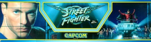 Street Fighter: The Movie (Incredible Technologies)