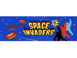 Space Invaders (ARC)  © Taito 1978   1/4
