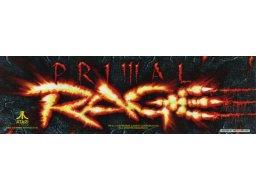Primal Rage (ARC)  © Atari Games 1994   1/2