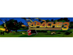 Apache 3 (ARC)   © Data East 1988    1/1