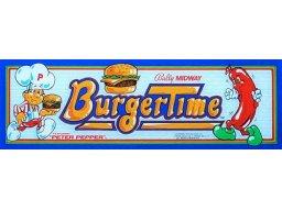 BurgerTime (ARC)  © Data East 1982   2/2