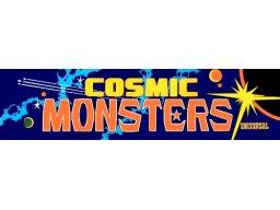 Cosmic Monsters (ARC)  © Universal 1981   2/2
