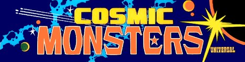 Cosmic Monsters