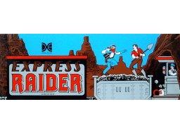 Express Raider (ARC)  © Data East 1985   1/2