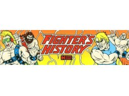 Fighter's History (ARC)   © Data East 1993    1/2