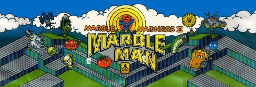 Marble Madness 2: Marble Man