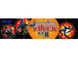 Mechanized Attack (ARC)  © SNK 1988   1/2