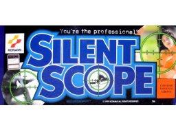 Silent Scope (ARC)  © Konami 1999   1/2