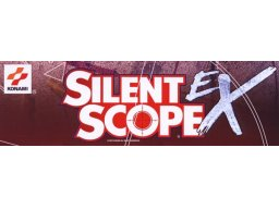 Silent Scope EX (ARC)  © Konami 2001   2/2