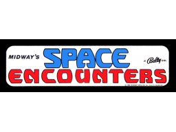Space Encounters (ARC)   © Bally Midway 1980    1/2
